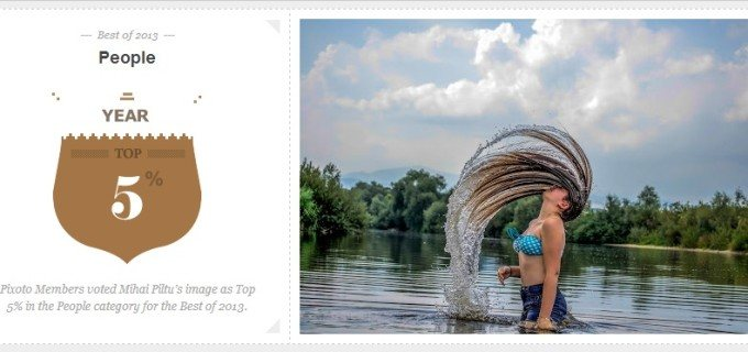 Turdean in topul Best of the Year 2013 pe un site specializat de fotografie