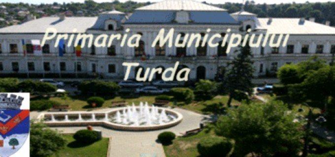 Comunicat Primăria Turda: program de lucru cu publicul în data de 06 Martie 2014