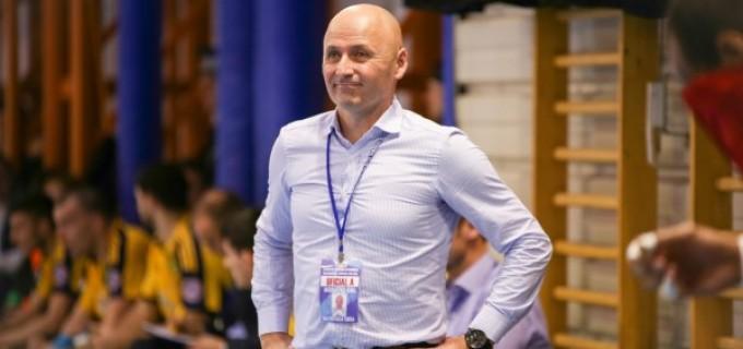 Potaissa Turda a fost invinsa la HC Vaslui cu un scor in oglinda 32-23