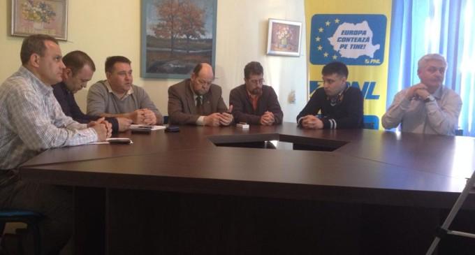 Ce a declarat Directorul Spitalului la Conferința de Presă a PNL Turda