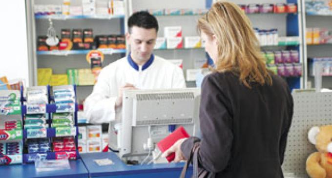 Orar de funcţionare farmacii  pentru data de 01 mai 2014