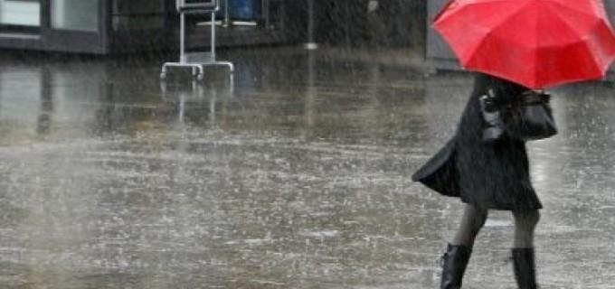 Cod galben de ploaie la Turda în perioada 30-31 Mai 2014