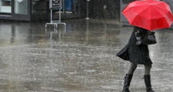 Avertizare meteorologică din partea Inspectoratului General pentru Situaţii de Urgenţă