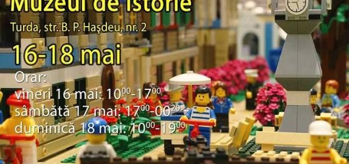 Călătorie În Universul LEGO la Muzeul de Istorie Turda