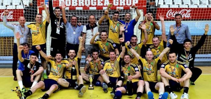 Echipa care a pus Turda pe podiumul istoriei sportului romanesc