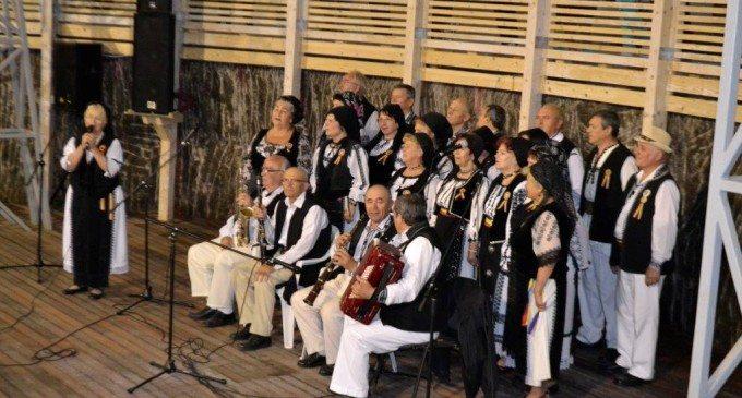 Ansamblul 60 Plus – folclor de calitate la Salina Turda