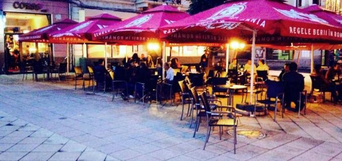 Acum poți vedea meciurile de la Campionatul Mondial și la terasa Corso Caffe