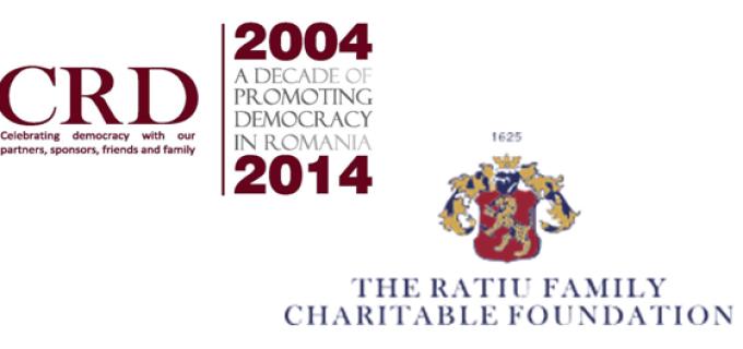 Cea de-a doua zi aniversara a Centrului Ratiu pentru Democratie