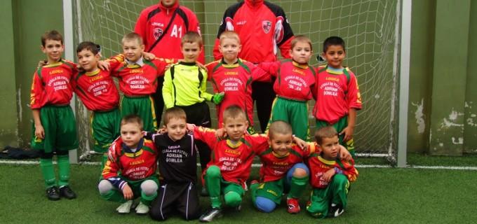 CS Sport Line Turda sarbatoreste duminica 10 ani de activitate