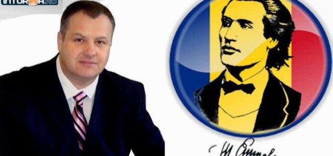 Deputatul turdean Mircea Irimie si… Mihai Eminescu