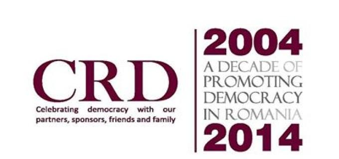 """Centrul Ratiu pentru Democratie (CRD) anunta cu bucurie finalizarea implementarii proiectului """"VOTE EU – Encouraging Young Europeans to Vote Out the EU Democratic Deficit"""""""
