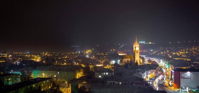 Primăria Turda va extinde iluminatul public pe încă 4 străzi