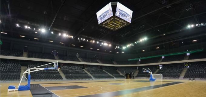 Sala Polivalenta din Cluj-Napoca este finalizata, arata extraordinar!