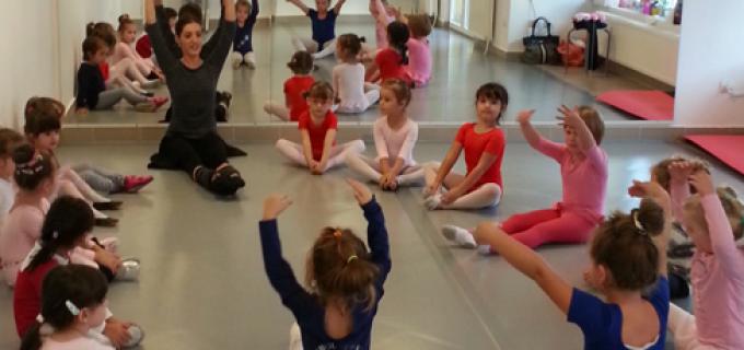 De pe scena americană de balet în Turda! Interviu cu instructorul coregraf Doina Florea