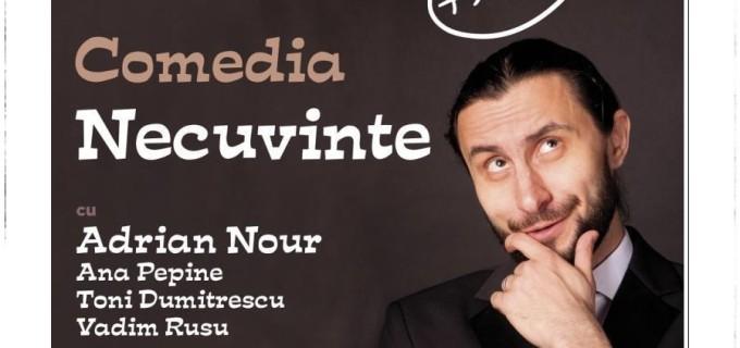 """Piesa """"Necuvinte"""" la Casa de Cultură a Studenţilor Cluj-Napoca"""