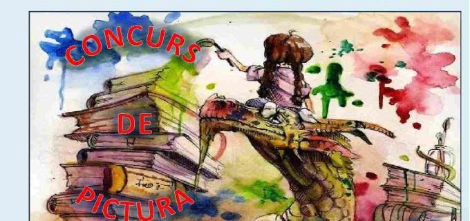 """Concurs de pictura – """"Personaje îndrăgite din cărţi"""" la Biblioteca Municipala Turda"""