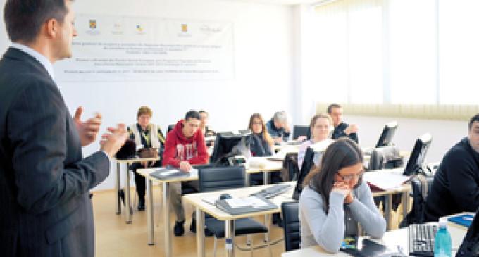 Cele mai căutate cursuri de calificare profesională, disponibile în mod gratuit!