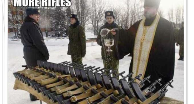 FOTO: Turda prezentă într-o selecție care a ajuns virală pe internet. Preoți care sfințesc lucruri și locuri inedite!