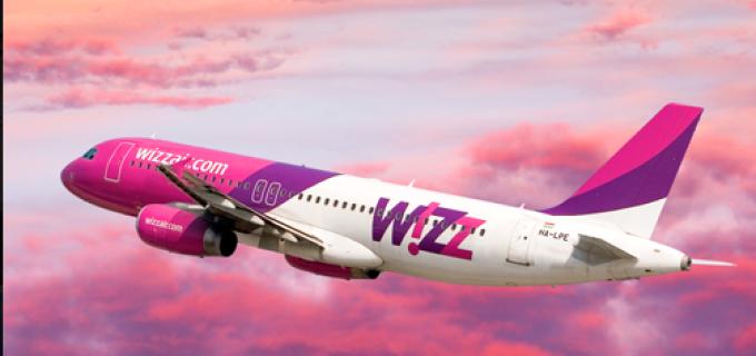 Wizz Air sarbatoreste 25 de milioane de pasageri in Romania cu o reducere de 25%