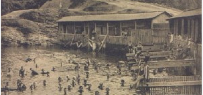 La Turda se face baie intr-o groapa de acum 2000 de ani