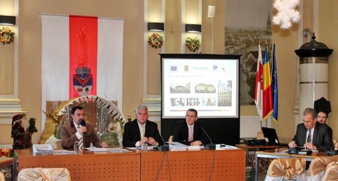 Proiectul de reabilitare a Colegiului Național Mihai Viteazul a ajuns la final