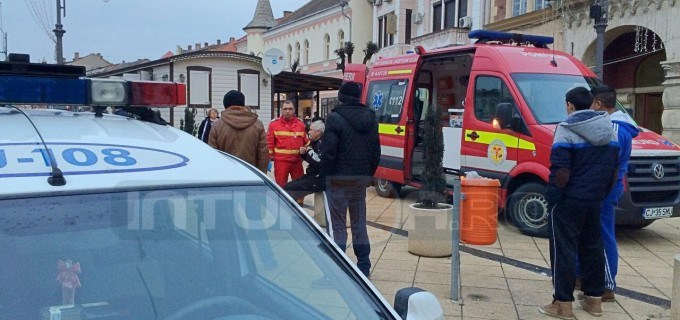 Update: Accident între Vîlcele și Turda in aceasta dimineata. Victima a rămas încarcerată