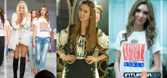 Turdeanca Cucea Laura Mihaela a reprezentat Romania la concursul Best Model of the World