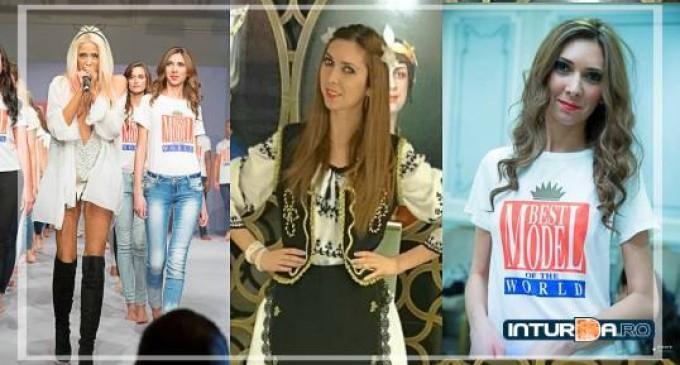 Turdeanca Cucea Laura Mihaela a reprezentat Romania la concursul Best Model of the World