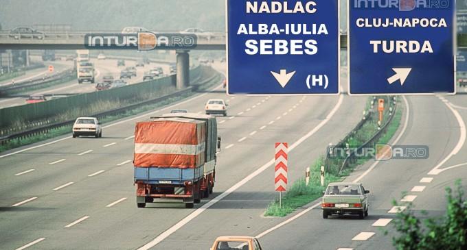 Promisiunile CNAIR pentru anul 2017: 90 km de autostradă, dintre care 2 loturi din Autostrada Sebeș-Turda și 9 km din Autostrada Transilvania
