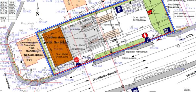 Proiectul viitorului Peco de pe Calea Victoriei poate fi consultat pe site-ul Primăriei Turda