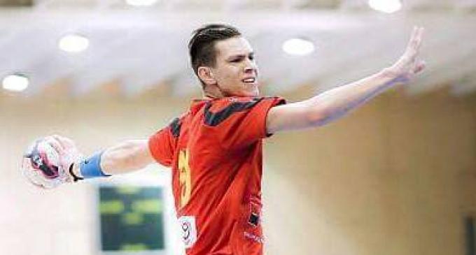 Juniorul Potaissei, Roland Thalmaier, s-a calificat la Campionatul Modial de handbal masculin cu echipa Nationala Under 21