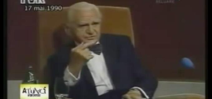 """Astăzi se implinesc 18 ani de la trecerea în neființă a lui Ion Rațiu – """"Cel mai bun preşedinte pe care România nu l-a avut"""""""