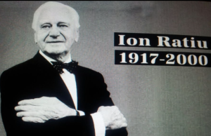 ion ratiu