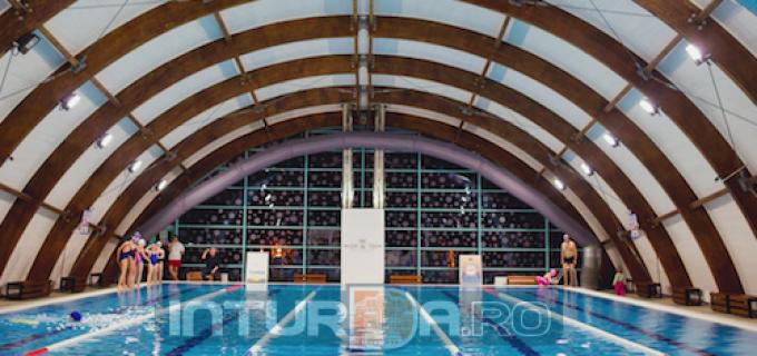 Bazinul de înot Turda – Program funcționare luna APRILIE 2018