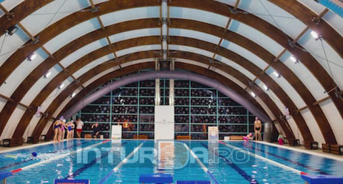 Bazinul de înot Turda va fi închis luni, 20 iunie 2016