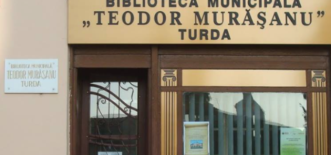 Biblioteca Municipală Turda organizează la cerere proiecții de filme pentru copii și elevi