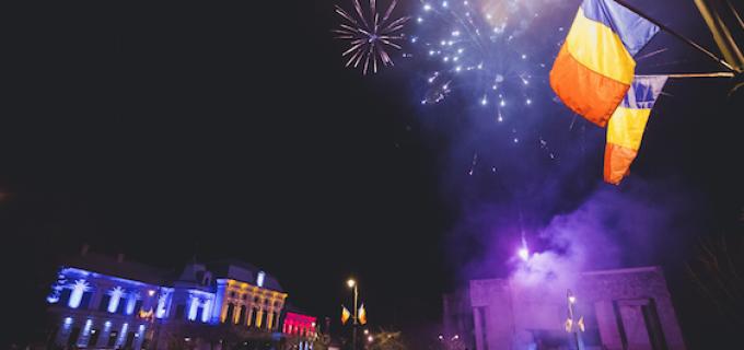 Primăria Municipiului Turda a pregătit două locații pentru focurile de artificii