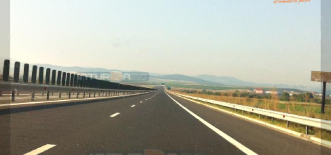 Doar 28 de kilometri din Autostrada Sebeș-Turda vor fi deschişi circulaţiei în anul 2016