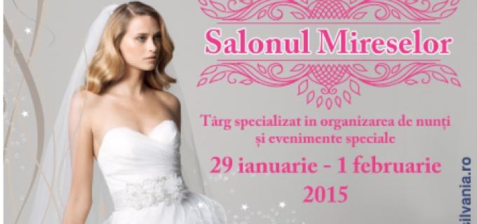 Salonul Mireselor – cel mai mare targ din Transivania! 29 ianuarie – 1 febriarie