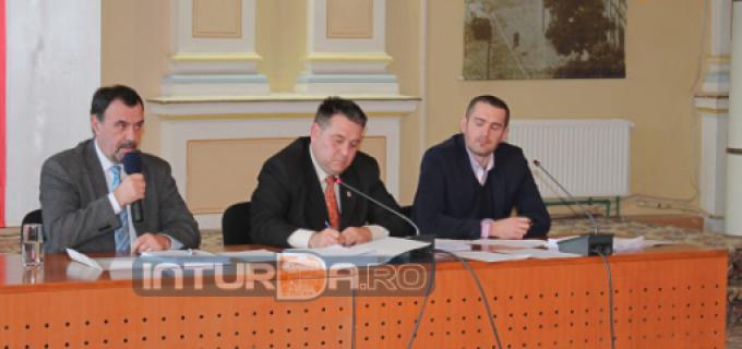 Proiectul de hotarare privind preluarea activelor Sticla Turda SA, a fost APROBAT in CL