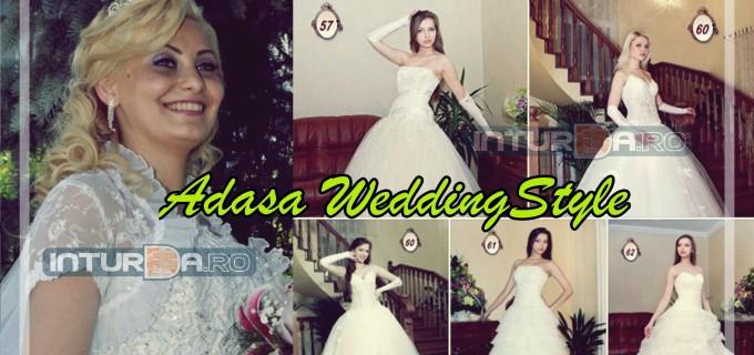 Adasa Wedding Style – cel mai nou salon de rochii si accesorii de mireasa din Turda