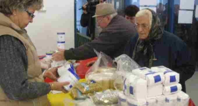 SPAS Turda: Programul POAD de distribuire a ajutoarelor alimentare s-a încheiat