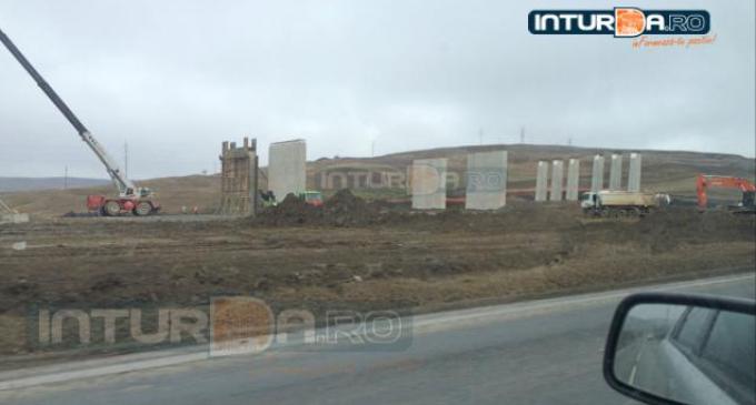 Scandal pe Autostrada Sebeș-Turda. Vezi aici cine a blocat înaintarea lucrărilor