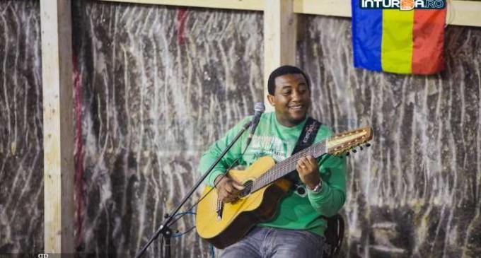 "VIDEO/FOTO: Concert in Salina Turda  susţinut de trupa ""Instrumental Café Brasil"""