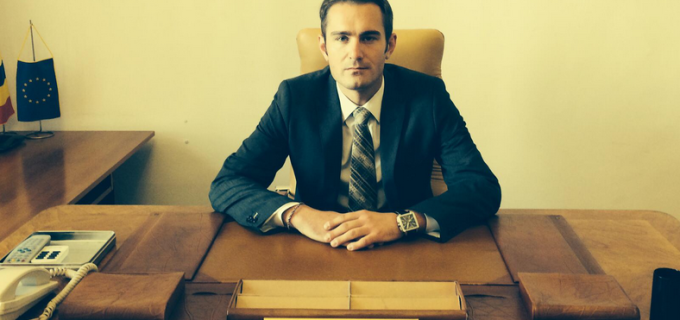 Viceprimarul Lucian Nemeș se va specializa în administrație publică la Los Angeles, Statele Unite