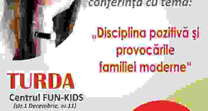 """SuperNanny revine la Turda pentru o conferință despre """"disciplina pozitivă"""""""