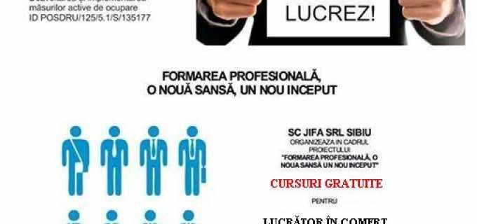 Cursuri gratuite pentru șomeri. Se acordă subvenție de 700 lei / lună!