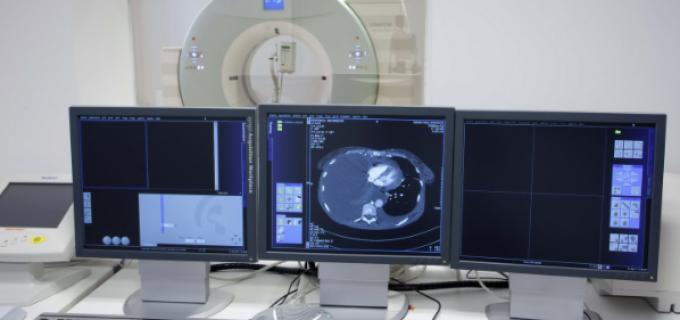 968 de mii de lei pentru achiziţionarea unui computer tomograf ce va intra în dotarea Ambulatoriul Integrat al Spitalului Clinic Judeţean