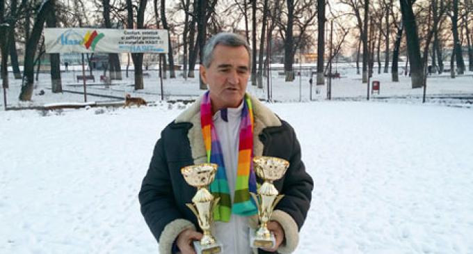 Lucian Nemeș are încă o propunere pentru galeria personalităţilor turdene: Petre Santei