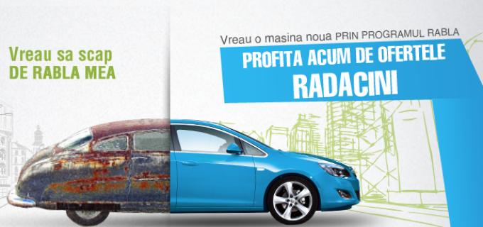"""20.000 de tichete pentru programul """"RABLA 2015"""""""